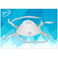 Disposable respirator  FFP3 with valve ,  made from non - woven , EN149 certificated