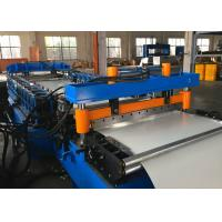 Wholesale Supermarket Shelf Panel Roll Forming Machine, Store Display Shelf Rollforming Machine from china suppliers