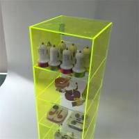 Wholesale acrylic cell phone charger display/ counter display for car charger from china suppliers