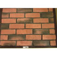 Wholesale Frost Resistance Fake Brick Exterior Walls Culture Tile Surface from china suppliers