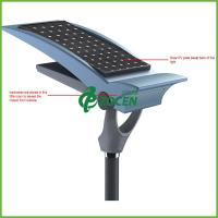 Wholesale 4M Pole 10W 12V LED Solar Driveway Lights Solar Garden Landscaping Lights from china suppliers