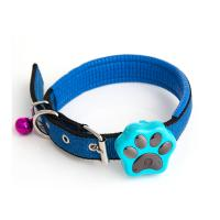 Wholesale WIFI anti-lost waterproof anywhere gps tracker pet/dog with free online software sim card from china suppliers
