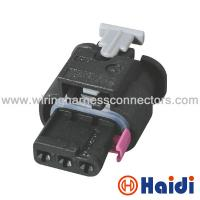 Wholesale Female Electrical Wiring Harness Connectors Waterproof Male 3Pin Plug 1718653-1 from china suppliers