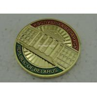 Wholesale Customized Challenge Coin , 3D Brass Army Souvenir Metal Coin from china suppliers