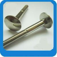 Wholesale M3 - M36 Stainless Steel Bolt and Nuts , Carbon steel Carriage Metric Bolts from china suppliers
