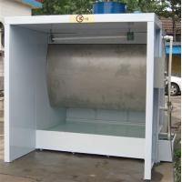 Wholesale KX-4100B furniture water curtain booth from china suppliers