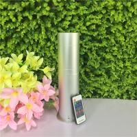 Wholesale 130ML Silver Standalone Electric Room Aroma Diffuser With Remote Control For Home from china suppliers
