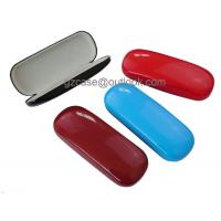 Wholesale latest design shiny semi hard eyewear cases for gift promotion from china suppliers