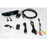 """Quality 98"""" Wireless 3D Video Glasses Video Eyewear I100 for sale"""