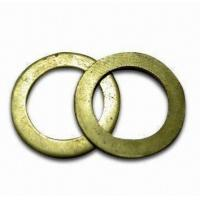 Wholesale C2700 , C2800 , C3600 Brass Flat Metal Gasket GB/T 97 DIN125 from china suppliers