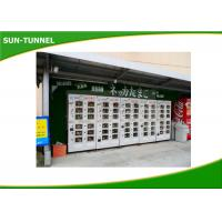 Wholesale Automated Refrigerator Large Fresh Food Vending Machine Rental With Doors from china suppliers