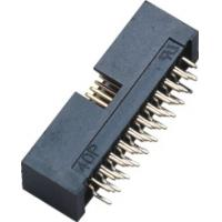Wholesale 1.27*2.54mm Box Header Connector PA9T  Temperature PCB, Microwave from china suppliers