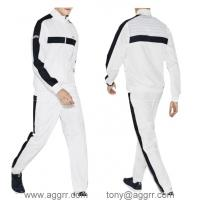 Lacoste long suit sportswear men track suit design clothing