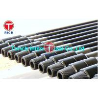Wholesale GB/T 9808 Alloy Steel Grade Drill Steel Pipe , Mineral Mining Seamless Steel Tubes from china suppliers