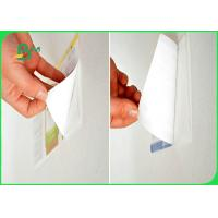 Wholesale Heat Sensitive 50gsm 75gsm Blank PVC Thermal Labels Paper Sticker Roll from china suppliers