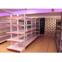 Wholesale Metal Supermarket Racks For Daily Chemical Products from china suppliers