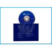 Wholesale 32 Bit 64 Bit Full Version Microsoft Windows 8.1 Pro Pack Retailbox from china suppliers