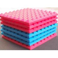 Wholesale Decorative Acoustic PU Sound Proof Sponge High Temperature Resistant Non Pollution OEM from china suppliers