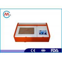 Wholesale Acrylic / Wood Digital Portable Laser Engraving Machine Auto High Precision from china suppliers