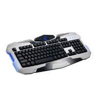 Wholesale 104 Key Waterproof and explosion proof Membrane Gaming Keyboard Backlit from china suppliers