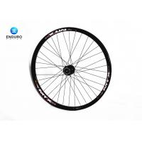 Wholesale Black Aluminum Alloy Enduro Bike Accessories 26 Inch Front Wheel With 20mm Hub from china suppliers