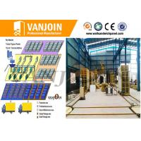 Wholesale Fireproof Building Material Making Machinery , Composite Wall Panel Making Machine from china suppliers