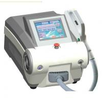 Quality Electrical Skin rejuvenation, cure vascular lesions, IPL Hair Removal Machine for sale