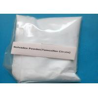 Wholesale Anti Cancer Anti Estrogen Nolvadex Tamoxifen Citrate Hormone Powder from china suppliers