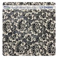 Wholesale Nylon Spandex Stretch Lace Fabric , Allover Lace For Women Garment from china suppliers