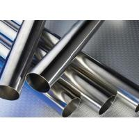Wholesale Public Utility Stainless Steel Seamless Pipe Galvanized / Polished Ss Tubing from china suppliers
