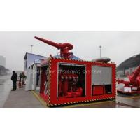 Wholesale 2100 rpm Marine Containerized Fire Fighting System Size as Customer Request from china suppliers