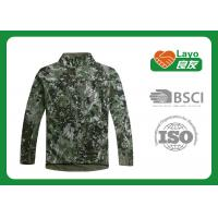 Wholesale Anti - Static Outdoor Hunting Clothing Thermal OEM / ODM Available from china suppliers
