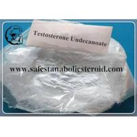 Wholesale Bodybuilding Testosterone Steroid / Testosterone Undecanoate Hormone 5949-44-0 from china suppliers