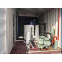 Wholesale Lier 20T Containerized Block Ice Plant from china suppliers