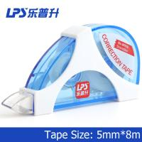 Wholesale Blue Decorative Correction Tape Korea Stationery Plus Correction Tape W956 from china suppliers