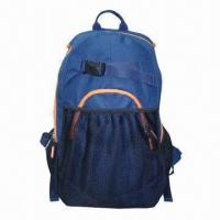 Wholesale Sports Backpack/Daypack with a front mesh pocket to put socks and more  from china suppliers