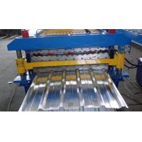 Wholesale Double Layer Roofing Metal Sheet Roll Forming Machine For PPGI / PPGL / GI / Aluminium from china suppliers