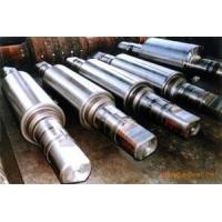 Wholesale 9Cr2Mo / Gr15 Corrugated Iron Straightening Tubing Roller With HRC52 - 60 Barrel Hardness from china suppliers