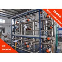 Buy cheap Automatic Self-Cleaning Filter For Water Treatment / Liquid Purification from wholesalers