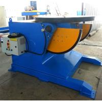 Buy cheap CE 5T Digital Speed Display Welding Rotators Positionersfor Manual / Auto Welding from wholesalers