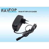 Wholesale 60Hz Wall Mount Power Adapter 12V 2A , switching ac to dc wall adapter from china suppliers