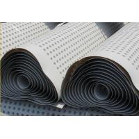 Wholesale Plastic Compound Dimpled Drainage Sheet Waterproof HDPE Drain Board​ from china suppliers