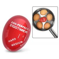Wholesale PP Heat Sensitive Colour Changing Egg Timer , Eco Friendly Egg Cooker Timer from china suppliers
