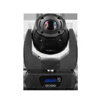 Wholesale Mini Moving Heads Spot With Blue LCD Display / White LED Lamp 7500K 150 Watt from china suppliers
