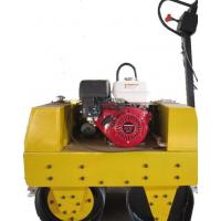 Wholesale Concrete Roller Double Drum Hydraulic Roller Road Roller 15KN from china suppliers