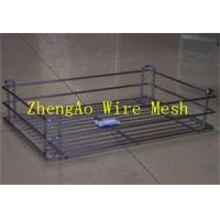 Wholesale metal kitchen cleaning basket from china suppliers