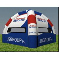 Wholesale Colorful 0.45mm PVC Tarpaulin Inflatable Party Tent In Spider Legs For Sport from china suppliers