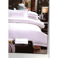 Wholesale Cotton Luxury Hotel Collection Bedding Fitted Sheet For Linving Room from china suppliers
