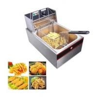 Wholesale General 2.5kw Kitchen Commercial Electric Deep Fryer With Single Basket from china suppliers