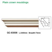 Quality Good Quality Moth-proofing material Polyurehtane Plane molding  for Decoration for sale
